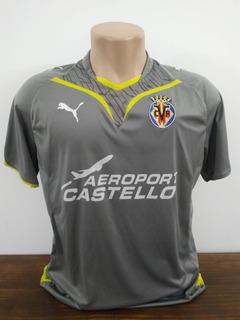 Camisa De Treino Villarreal Club De Fútbol