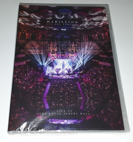 Marillion All One Tonight Live At The Royal Albert Hall Dvd