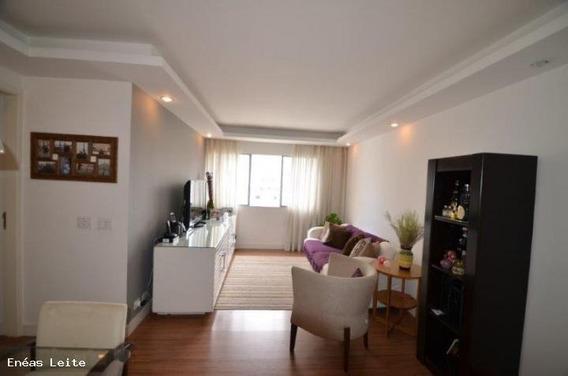 Apartamento 3 Quartos Para Venda Em São Paulo, Moema, 3 Dormitórios, 1 Suíte, 3 Banheiros, 1 Vaga - 00075_2-214483