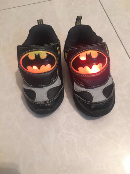 Zapatos De Batman De Niños