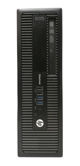 Micro Computador Hp 800 I5-4570 - 8gb / Hd500gb - Dvd