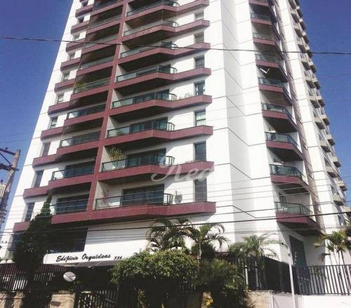 Apartamento Com 3 Dormitórios À Venda, 220 M² Por R$ 700.000,00 - Centro - Suzano/sp - Ap2147