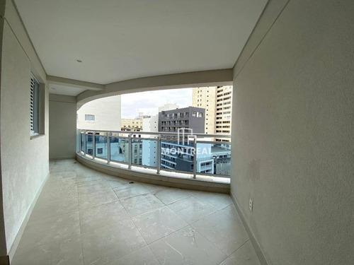 Apartamento À Venda, 62 M² Por R$ 590.000,00 -  Centro  - São Paulo/sp - Ap1635