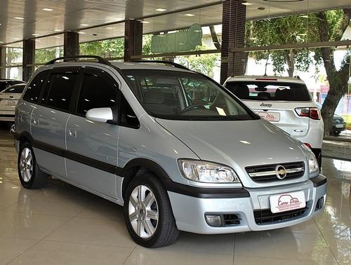 Imagem 1 de 5 de Chevrolet Zafira 2.0 Elegance 4p Flex Aut