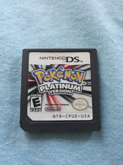 Original- Pokemon Platinum (nintendo Ds)