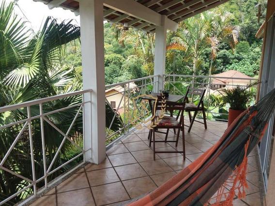 Casa À Venda, 190 M² Por R$ 580.000,00 - Golfe - Teresópolis/rj - Ca0221