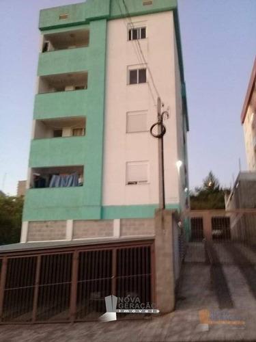 Apartamento Com 2 Dormitórios À Venda, 55 M² Por R$ 135.000,00 - Nossa Senhora Das Graças - Caxias Do Sul/rs - Ap0310