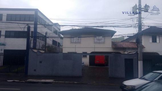 Casa Comercial Para Locação, Vila Leopoldina, São Paulo. - Ca1178