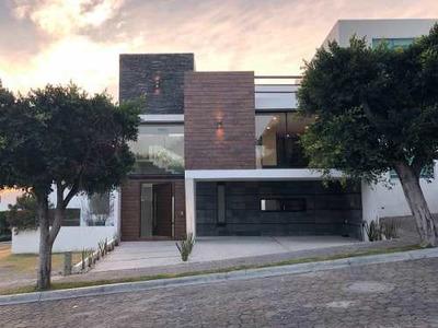 Casa En Renta En Lomas De Angelópolis - Cluster 888
