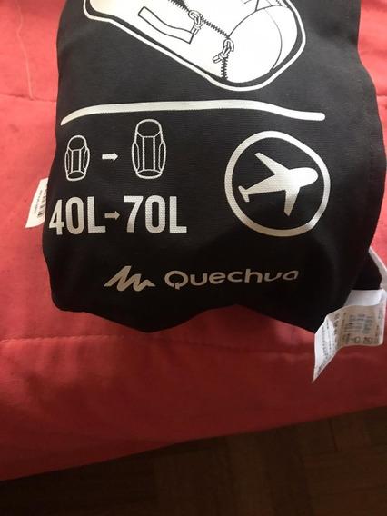 Bolso Quechua Extensible Hasta 90 Litros