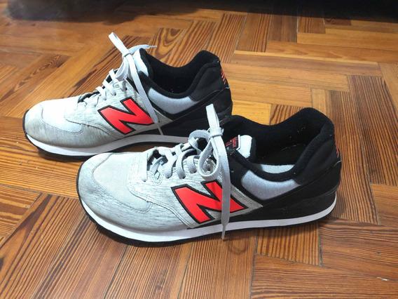 New Balance 574 Como Nuevas Talle 11