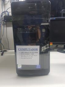 Desktop Athlon Athlon Ii X2 4gb Hd 320gb Asus M5a78l-m Lx3