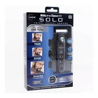 Micro Touch Solo Afeitadora Recorta Perfila Bordea