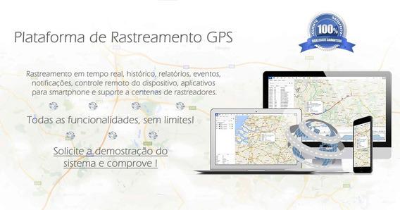 Plataforma De Rastreamento Gps Diversos Rastreadores - Anual