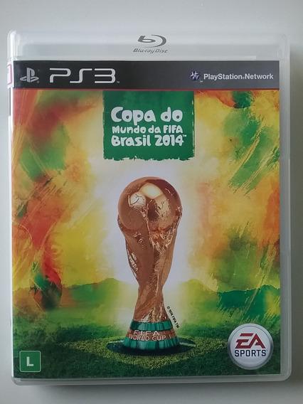 Copa Do Mundo Fifa Brasil 2014 Ps3 M Física Dublado Perfeito