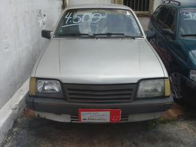 Chevrolet Monza Sl Prata 1987