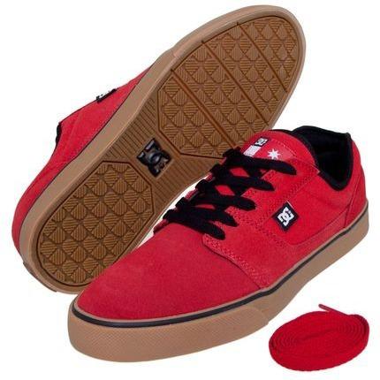 Tênis Tonik Vermelho Dc Shoes