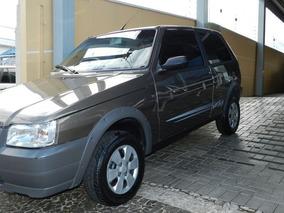 Fiat Uno Way Economy Flex 1.0 2p. 2010 Cinza