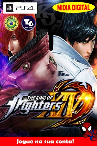 The King Of Fighter Xiv - Aluguel 16 Dias - Ps4