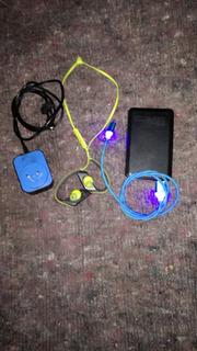 Huawei P9 Lite + Auriculares Panasonic Bluetooth Rp-bts30
