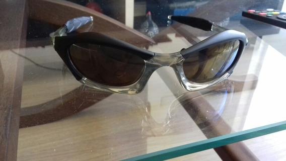 Óculos Oakley Splice (rp) Lentes Gold