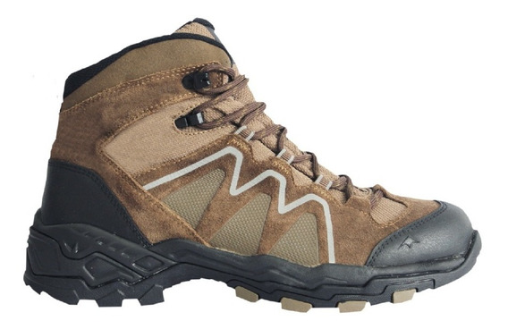 Bota Montagne Mujer Rock Track Impermeable Termica Oferta