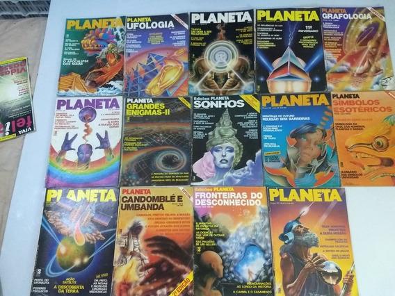 Revista Planeta 14 Diferentes