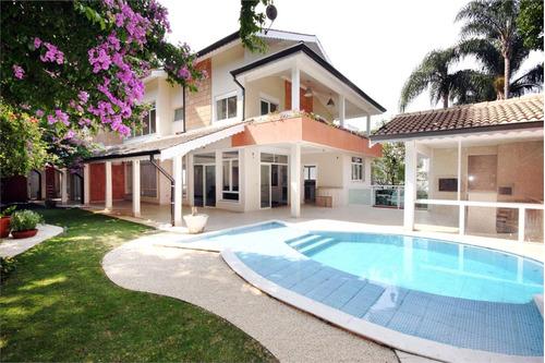 Imagem 1 de 30 de Casa Em Condomínio 3 Suítes Com Jardim E Piscina Na Chácara Monte Alegre. - Reo99648
