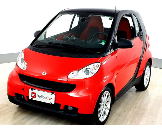 Smart Fortwo 1.0 Passion Coupe 12v Gasolina 2p Automátic...