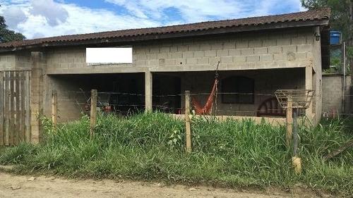 Chácara No Litoral Com 4 Quartos Em Itanhaém/sp 4058-pc