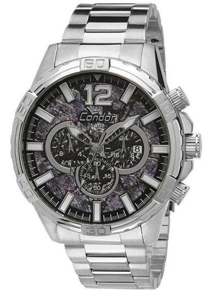 Relógio Condor Masculino Covd33an/3c, C/ Garantia E Nf