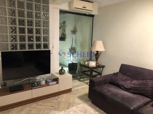 Imagem 1 de 14 de Venda Casa Campo Belo 125m2 2 Dorms,2 Banheiros, 2 Vagas, Edícula Nos Fundos - Mr76919