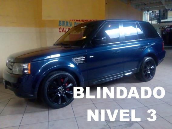 Range Rover 5.0 Supercharged Blindaje Nivel 3