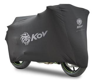 Funda Para Moto Kov Protectora Negro