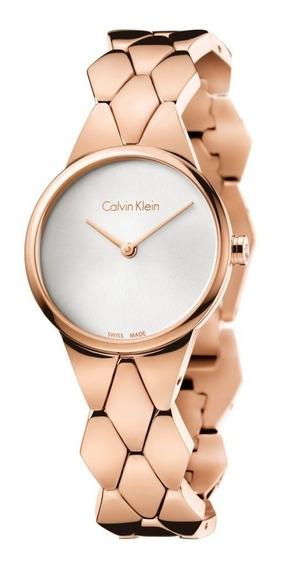 Reloj Calvin Klein Modelo: K6e23646 Envio Gratis