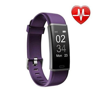 Letsfit Fitness Tracker, Activity Tracker Watch With Hr Moni
