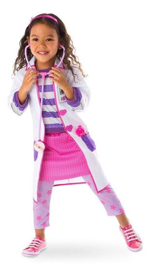 Disfraz Doctora Juguetes, Doc Mcstuffins Original Disney T-6