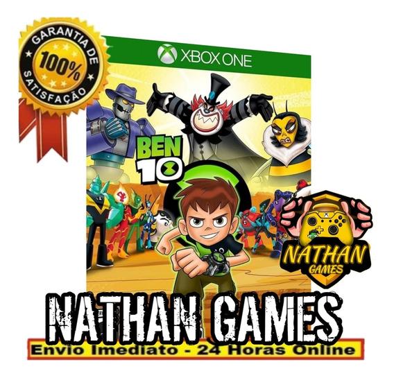 Ben 10 - Xbox One - Mídia Digital + 1 Jogo