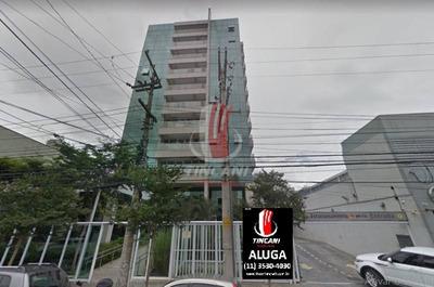 Sala Comercial Para Locação No Bairro Do Tatuapé Com 49 Metros E 1 Vaga. - 4268