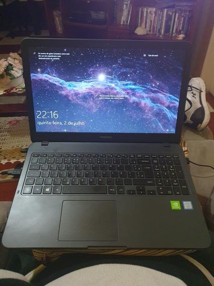 Notebook Samsung Expert X5012 Gb De RamCore I7 8th Geração