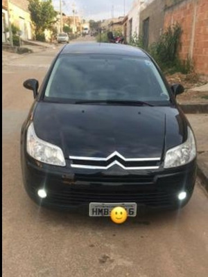 Citroën C4 Pallas 2.0 Exclusive Flex Aut. 4p 2010