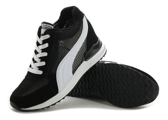 Sneaker Feminino Baoluma 90723-2 Importado