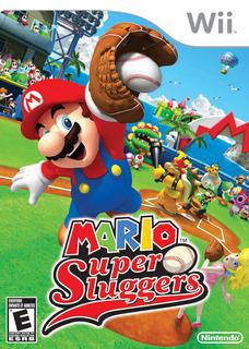 Juego Nintendo Wii Mario Sluggers - Refurbished Fisico