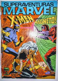Hq - Superaventuras Marvel - Nº 53 ( Desgastada)
