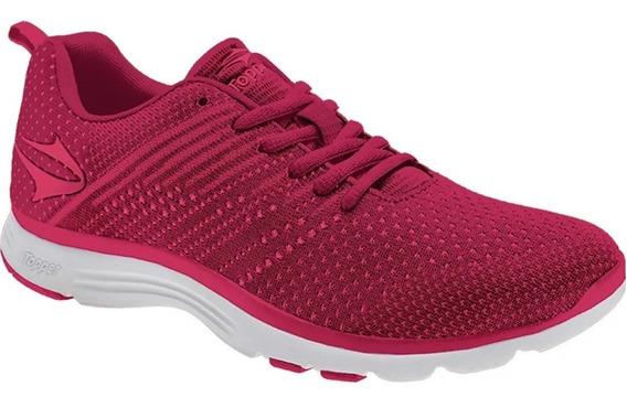 Topper Zapatillas Running Mujer Point Rosa