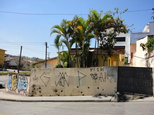 Terreno À Venda, 463 M² - Nova Petrópolis - São Bernardo Do Campo/sp - Te3729