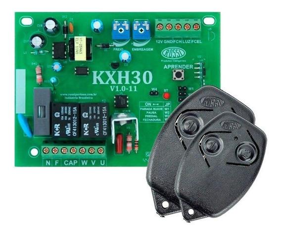 Kit Placa Para Motor Dz4 Sk Rossi Kxh30 Fs + 2 Controles