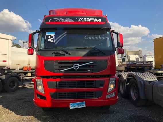 Volvo Fm 370 Ishift 6x2 Teto Alto 2012 = Fh Nh