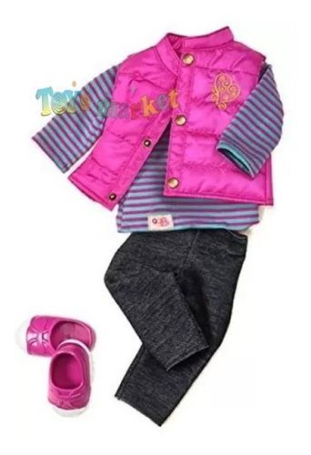 Ropa Para Muñeca Our Generation Og Dolls O American Girl