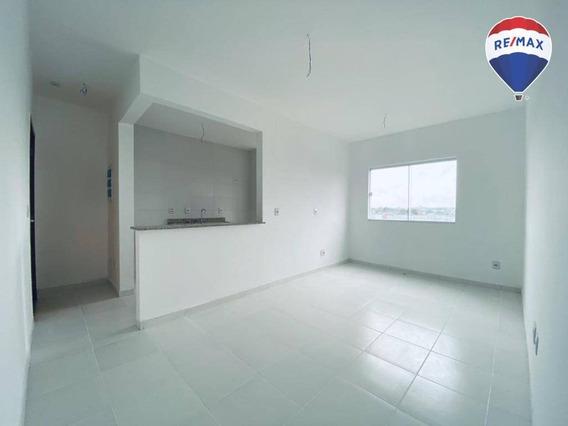 Apartamento 2 Dormitórios Torres Trivento, 65 M² - Sacramenta - Belém/pa - Ap0606